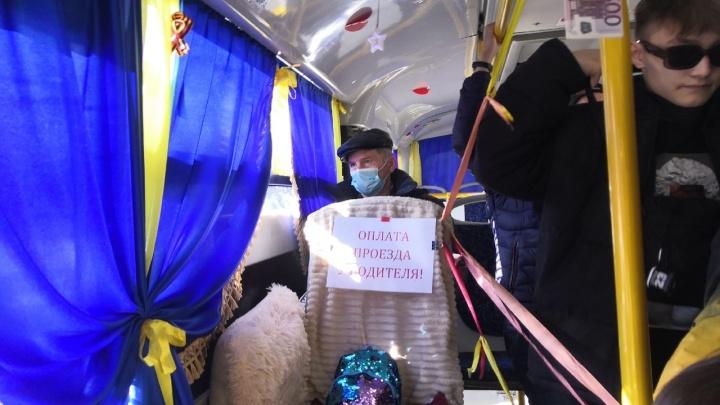 В Омске автобус № 110 начал выходить в рейс без кондуктора