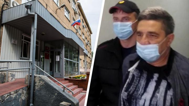 В Новосибирске суд арестовал владельца заправки, на которой случился взрыв