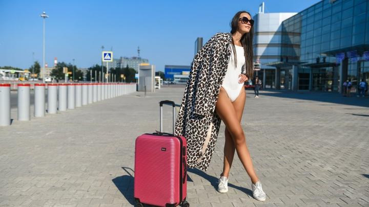 Аэропорт Кольцово утвердил летнее расписание. Публикуем самые популярные направления в одной картинке