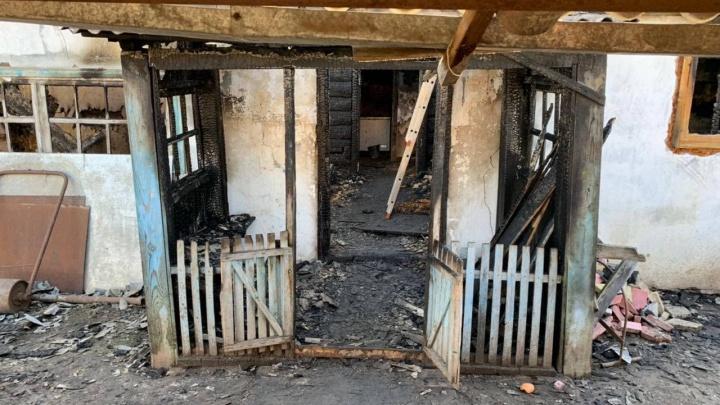 В Тюменской области произошел взрыв газа. Погиб ребенок