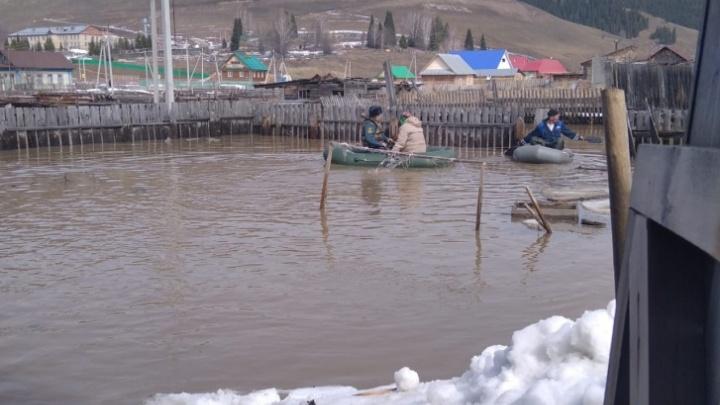 Власти Башкирии объяснили, почему изначально неспрогнозировали масштабные потопы вреспублике