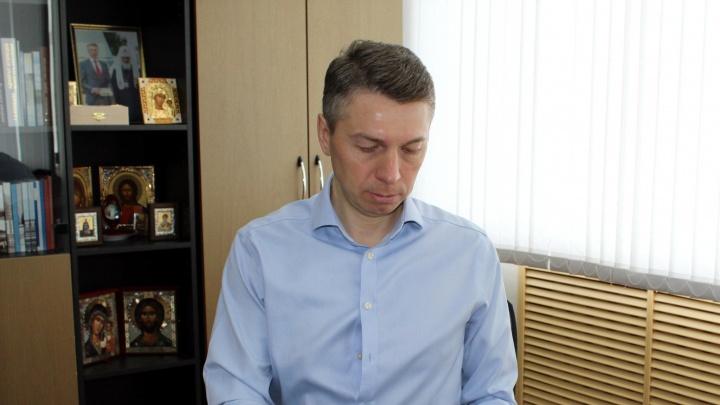 Глава Котласа подал в отставку. Он заявил, что перейдет в правительство Архангельской области