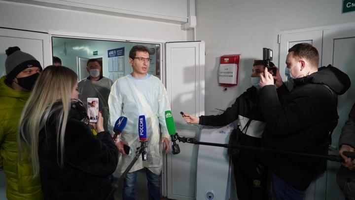 Среди пострадавших в аварии в Сызранском районе есть ребенок: его состояние — тяжелое