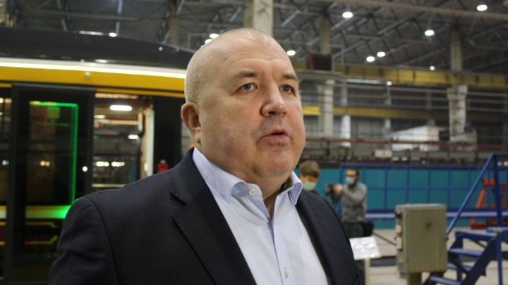 Ростех готов обновить трамвайный парк Екатеринбурга на условиях концессии