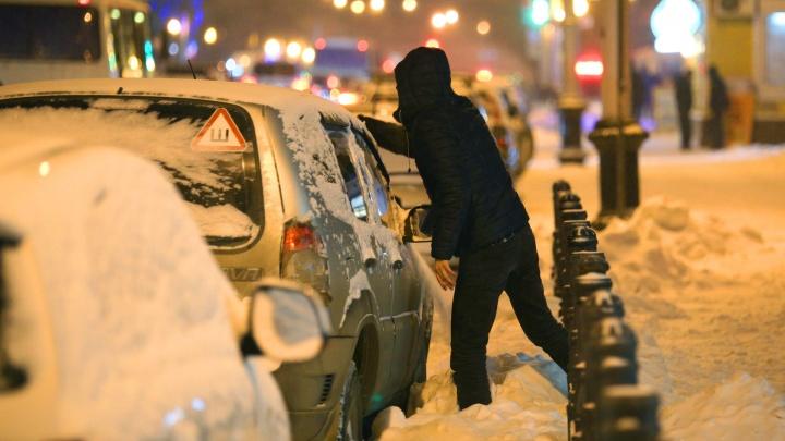 Остается только достать лыжи и валенки: какой будет погода в первый рабочий день в Уфе