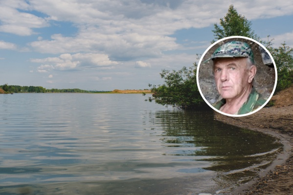 Мужчина отправился на рыбалку в начале сентября