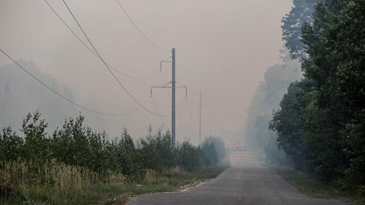 «А если просто жизнь растоптали?» Репортаж из сгоревшего поселка под Первомайском