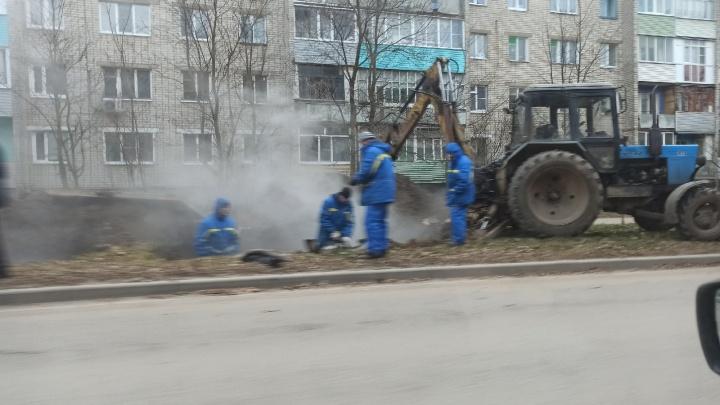 Не только в Ростове: в двух районах области люди остались без отопления. Власти попросили потерпеть