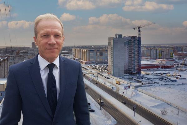 Первым замглавы Андрей Жижин стал в 2016 году