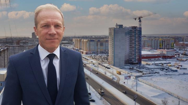 Уволился первый замглавы Кургана Андрей Жижин. В мэрии он проработал 11 лет