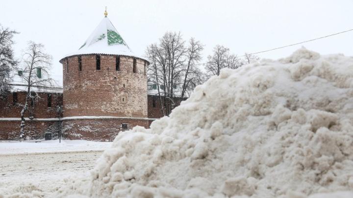 Мэры против стихии. Почему уже 15лет Нижний Новгород тонет вснегу икогда это закончится