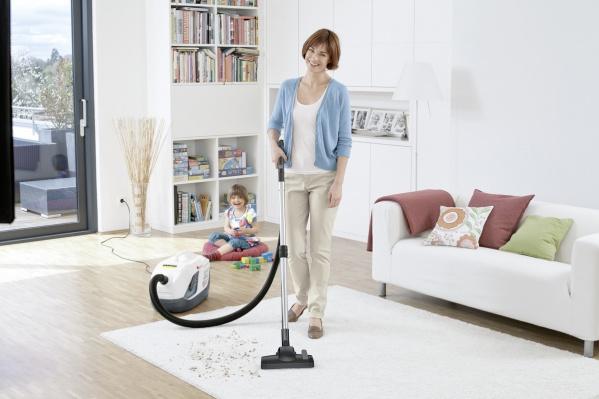 Подробная инструкция, как вывести уборку в доме на новый уровень вместе с Kärcher