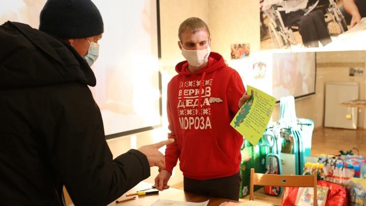 Пермский фонд «Дедморозим» просит помощи: им нужно помещение для штаба