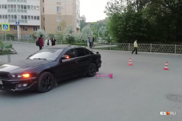 """Инцидент произошелу дома <nobr class=""""_"""">№ 27/1</nobr> на улице Билимбаевской"""