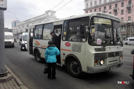 85-й маршрут стал лидером по жалобам на отказы в льготном проезде
