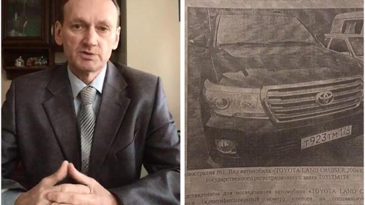 В Екатеринбурге владелец угнанного Land Cruiser третий год не может забрать свою машину из полиции