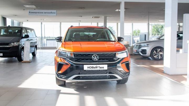 Volkswagen Taos: обзор новинки, которую так ждали