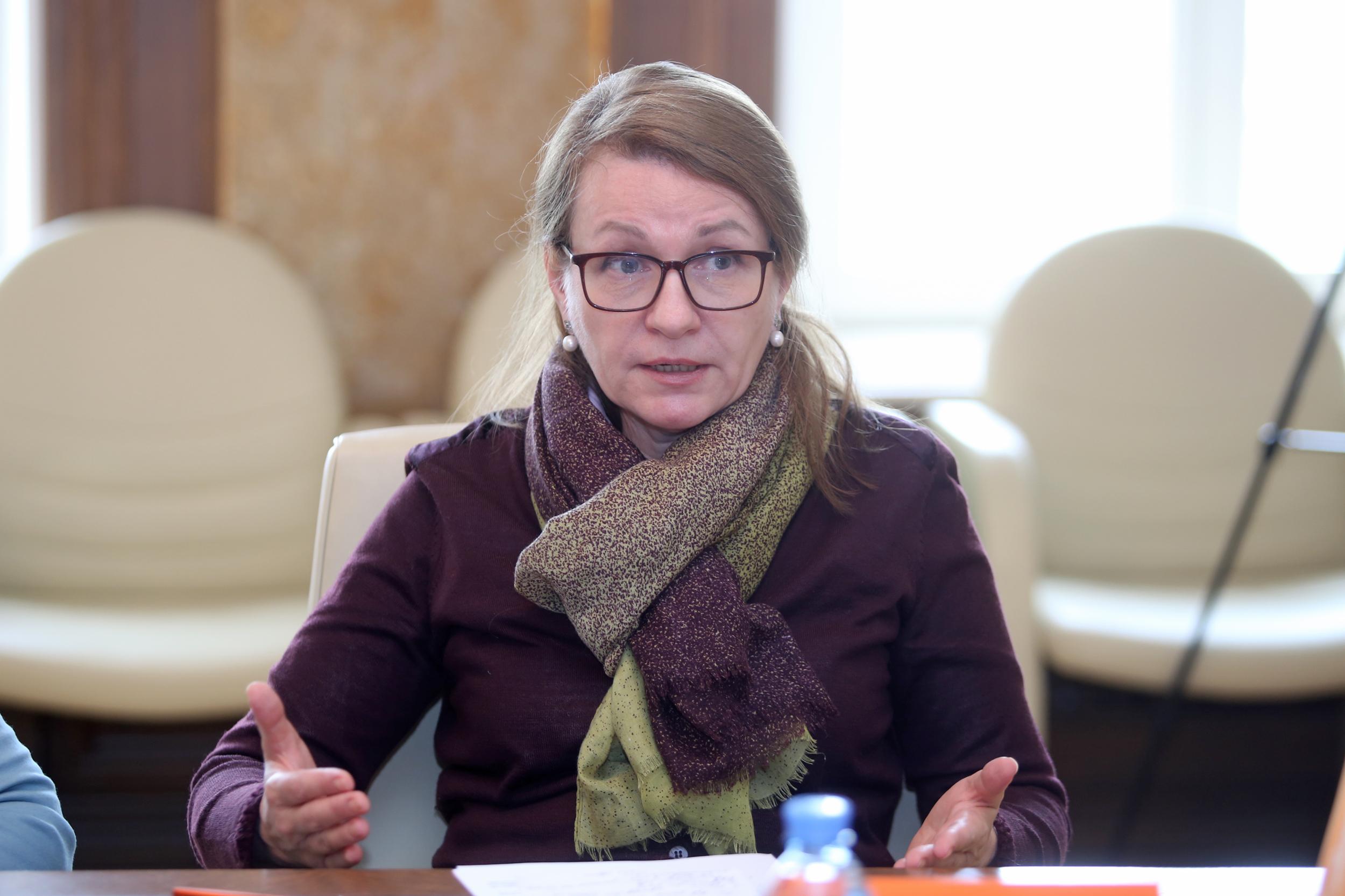 Светлана Денисова, начальник отдела продаж ЗАО «БФА-Девелопмент»