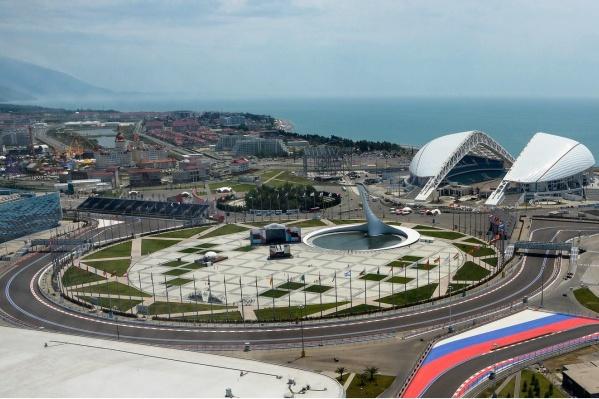 В ближайший уикенд в Сочи пройдет этап самых престижных в мире автогонок