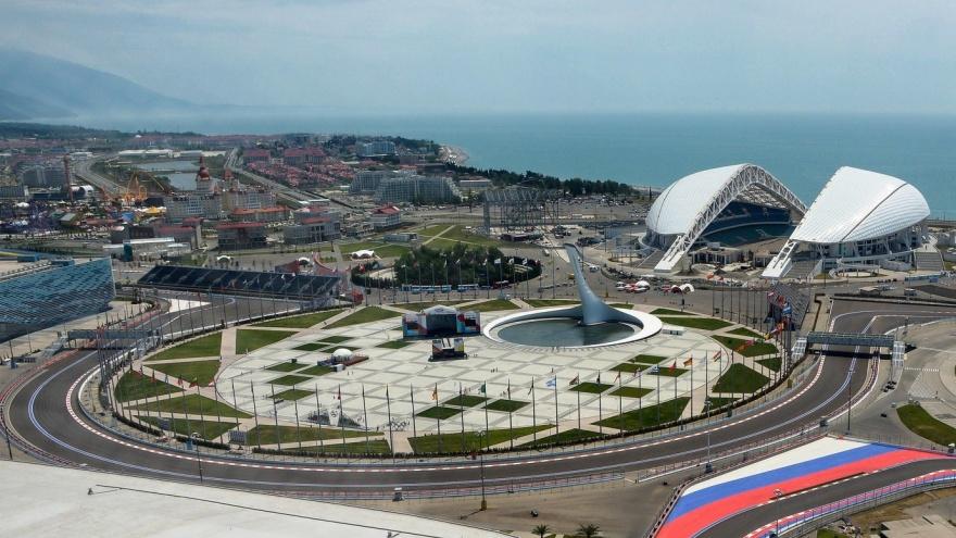 В Сочи ограничат движение транспорта из-за этапы «Формулы 1»