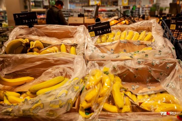 Дороже бананы стоили только в апреле 2016 года