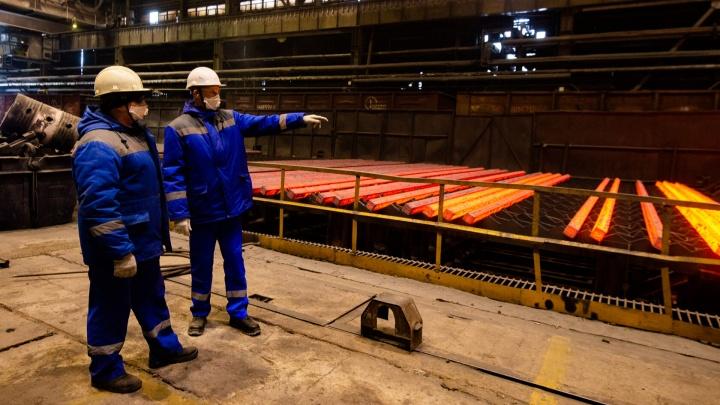 Железный старт: один из крупнейших металлургических заводов страны объявил набор сотрудников