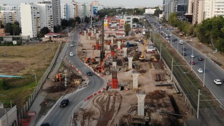 На Ново-Садовой перекроют еще один участок