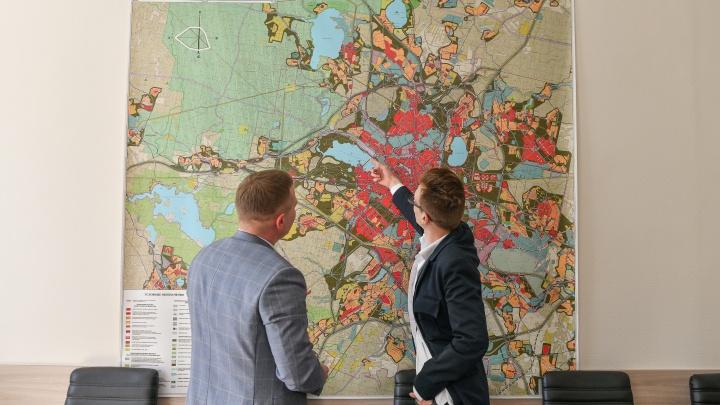 О Генплане Екатеринбурга простыми словами: рассказываем, где будет стройка и кому опасаться сноса