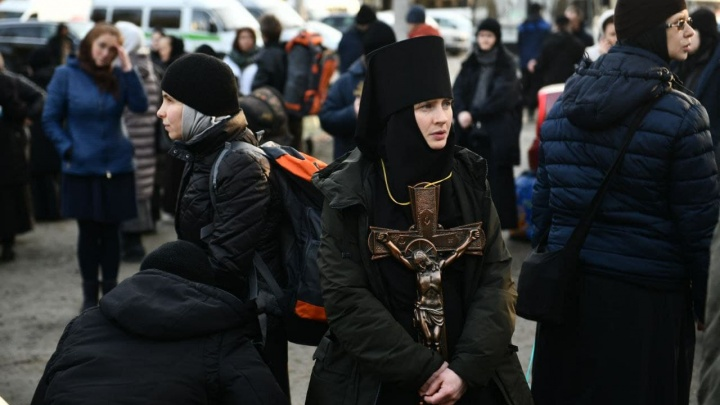 Все монахини Среднеуральского монастыря отказались жить в санатории «Остров сокровищ»