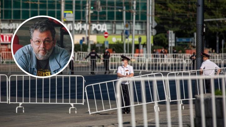СК начал проверку из-за колонки на НГС: автор рассуждал о праздновании Дня Победы