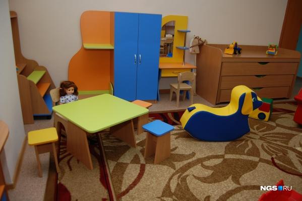 Отопление могут подать в детские сады уже на этой неделе