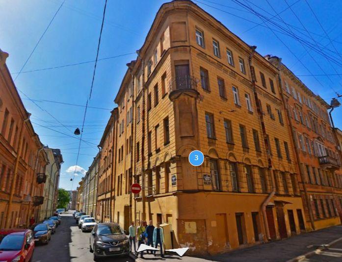 Соляной, 3<br><br>скриншот с сайта «Яндекс.Карты»