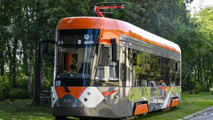 Стало известно, какие трамваи будут ездить по ветке в Верхнюю Пышму