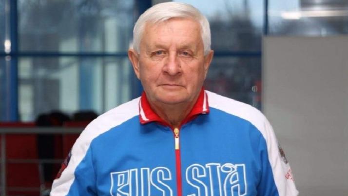 В Волгограде скончался заслуженный тренер России Владимир Захаров