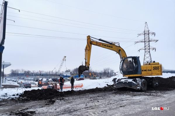 Мост закрыт с 4 января