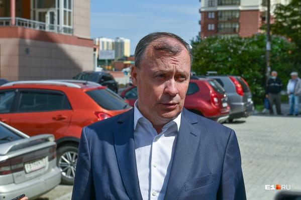Алексей Орлов анонсировал обязательную вакцинацию в Екатеринбурге