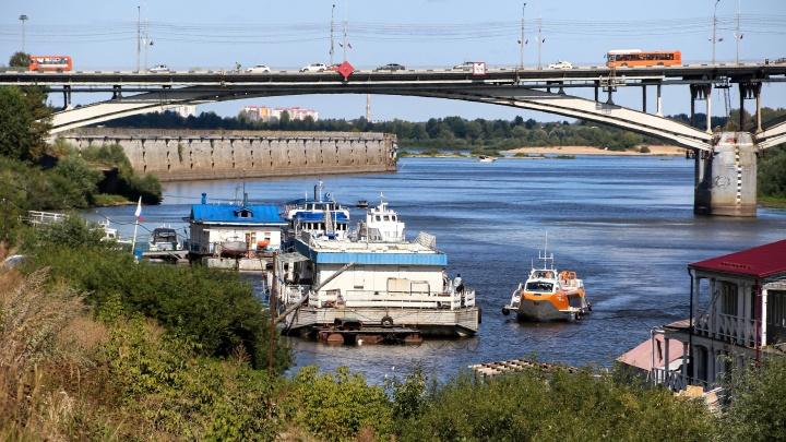 Навигацию «Валдаев» отложили из-за половодья