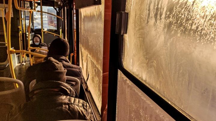 Нижегородцам старше 65 лет скоро разблокируют транспортные карты