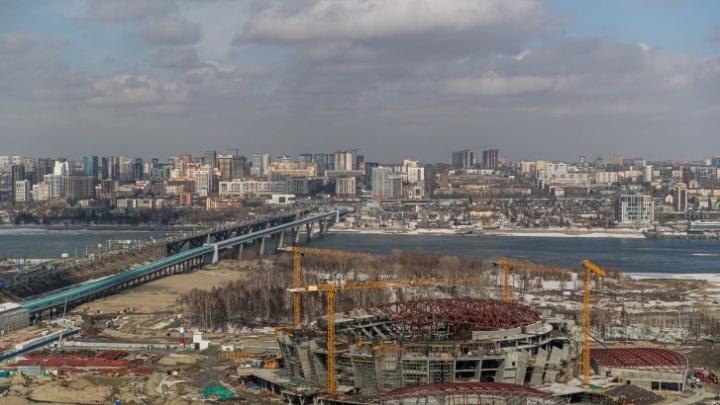 Новосибирская область отремонтирует 423 км автомобильных дорог в этом году