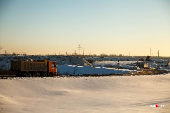 Место под снегоплавильный пункт утвердили во время последних изменений Генплана Тюмени