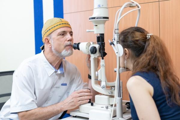 Лазерная коррекция зрения способна поправить зрение раз и навсегда