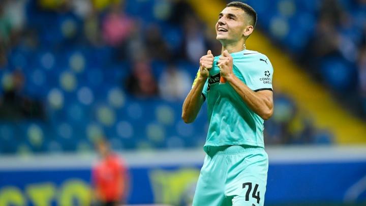 «Сперцян — просто умница, оба гола он фактически сделал». ФК «Краснодар» обыграл «Ахмат»
