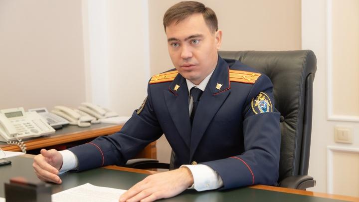 «Мой рабочий день начинается со сводки информации»: интервью с руководителем СУ СК РФ по Самарской области