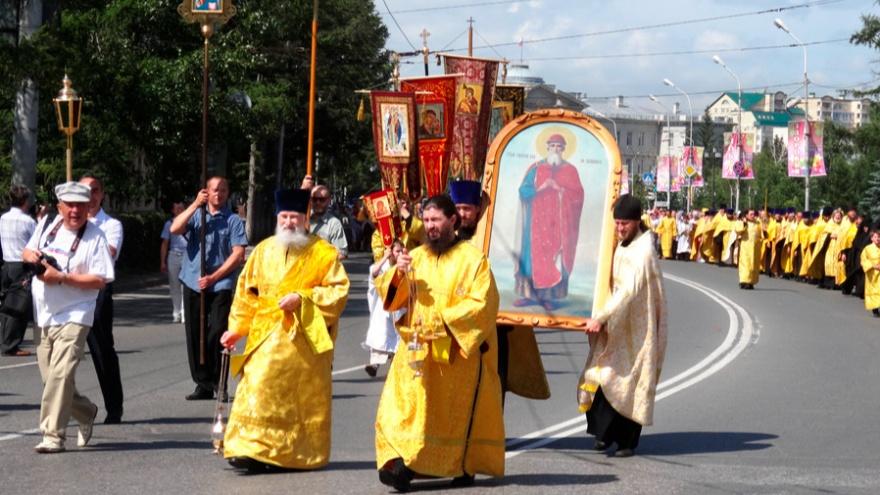 В Омске второй год подряд отменили крестный ход ко Дню Крещения Руси