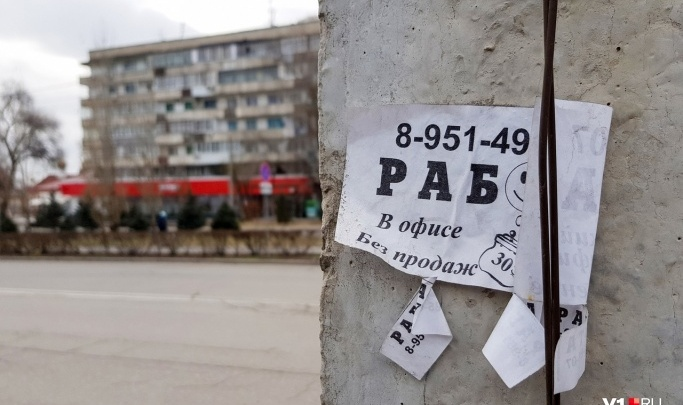 В Волгоградской области ищут полторы тысячи рабочих и специалистов