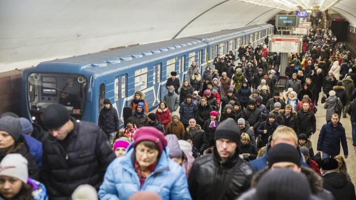 В новосибирском метро рассказали, на сколько могут поднять тариф в 2021 году