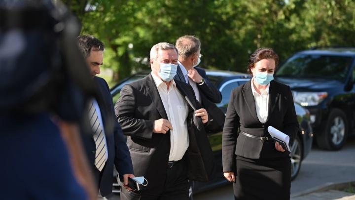 Голубев назвал выброс метана причиной трагедии на Таганрогском водоканале