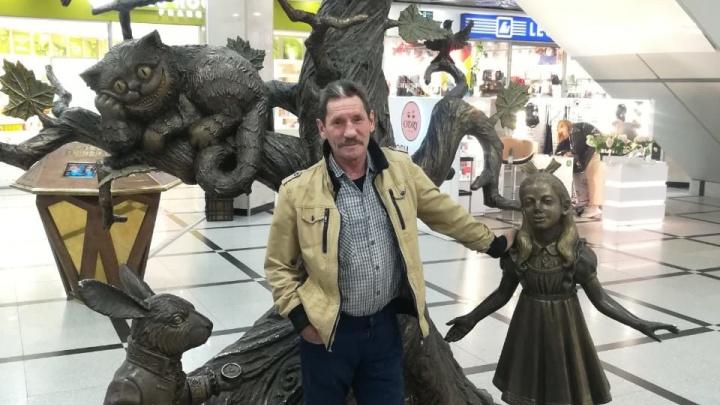 «Сказал, что задержится на работе, и пропал»: в Екатеринбурге разыскивают мужчину из Верхней Пышмы