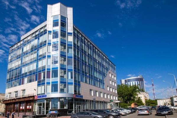 Офис ГК «Сторинг» в самом центре города, сотрудникам удобно и комфортно добираться