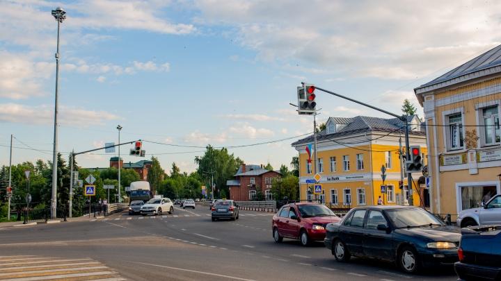 Закроют сквозной проезд по М-8 через Переславль-Залесский
